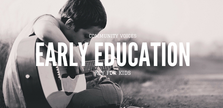 Community Voices: Early Education Key For Kids