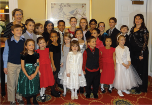Teaching the arts, growing stronger minds: The International Talent Academy