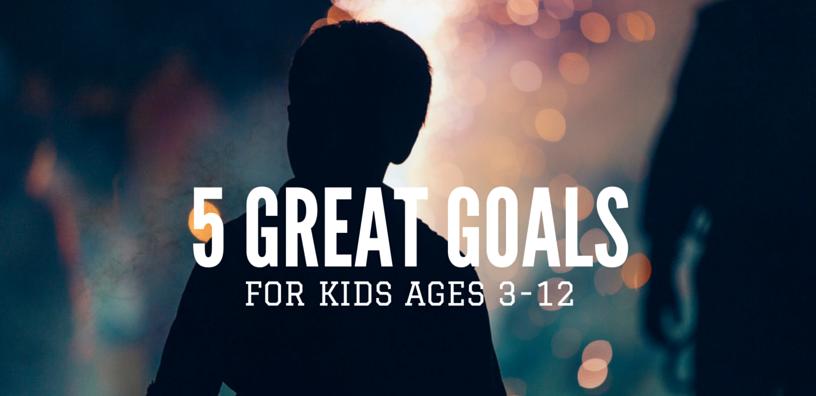 5 GREAT GOALS