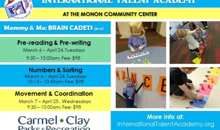 CLASSES FOR TODDLERS