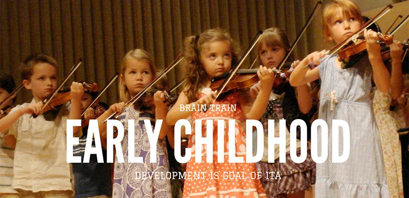 Brain Train: Early Childhood Development Is Goal of Fledgling Talent Academy.