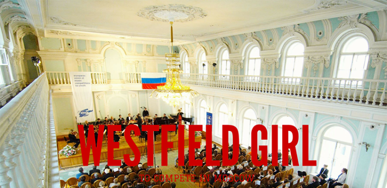 Read more about the article Westfield Girl To Compete In Moscow