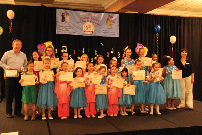 International Talent Academy Celebrates 10 years of Inspiring the Community
