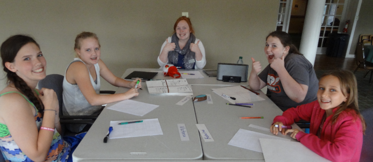 Inside Look @ ITA: The Script Writing Process: Children Choose Their Own Adventure