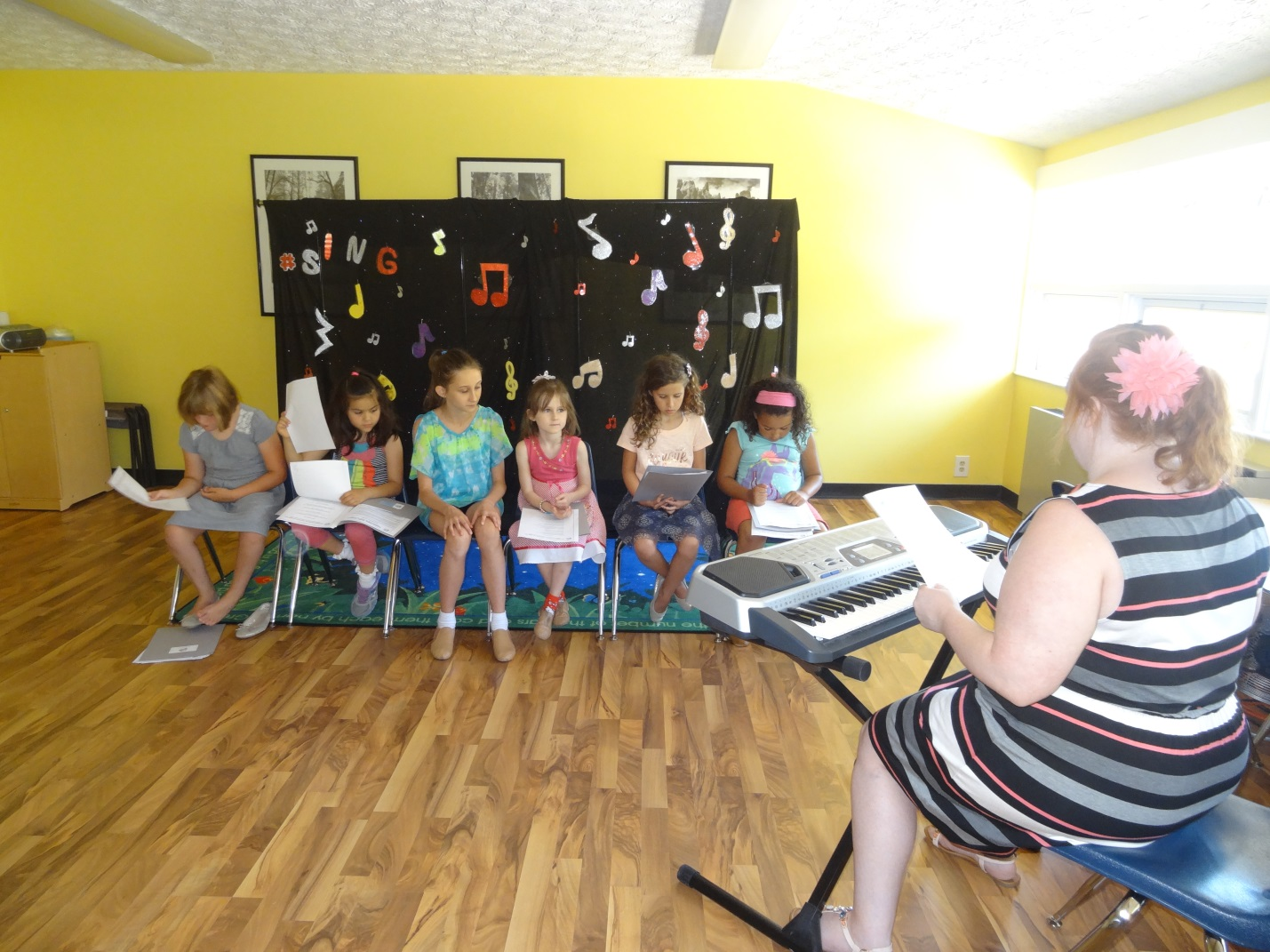Singing Is Important for Children