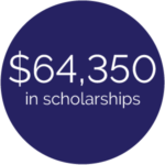 64350 in scholarships