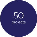 50 projects
