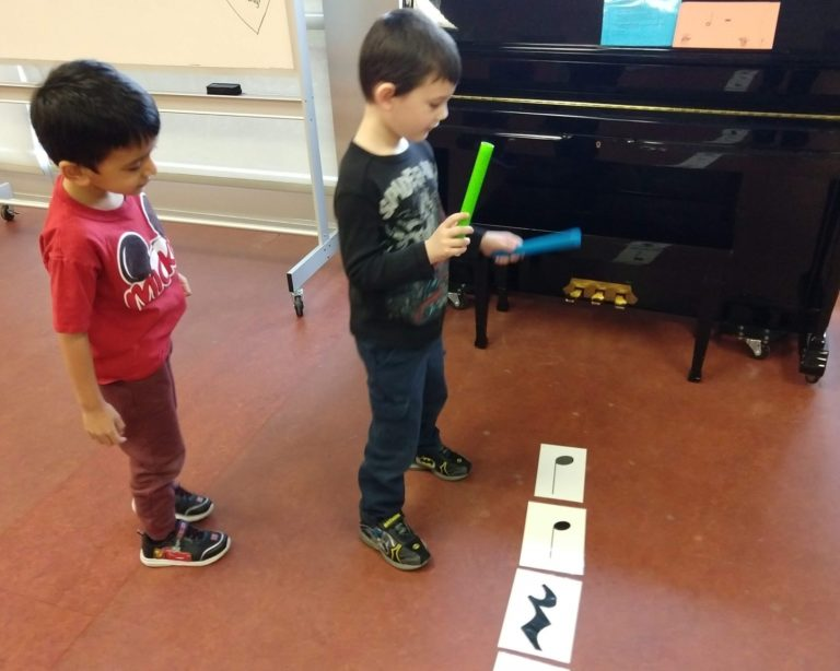 What Can Foster a Child's Musical Skill Growth?