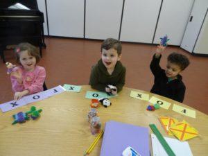 """Help Develop a Child's """"Language Brain"""""""